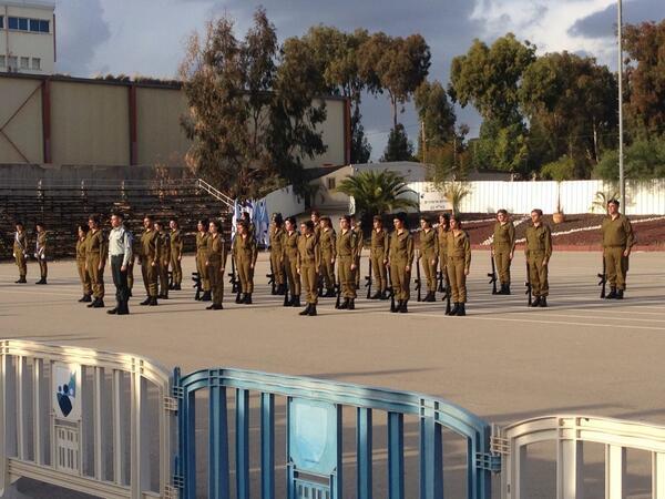 Ce sont les nouveaux officiers de Tsahal